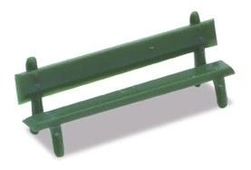 Peco OO LK-25 Platform Seats green