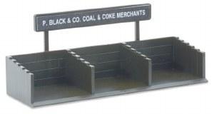 Peco OO LK-3 Coal Staithes