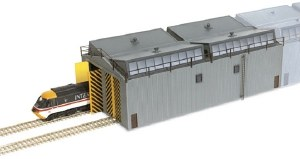 Peco OO LK-80 Train Shed Unit