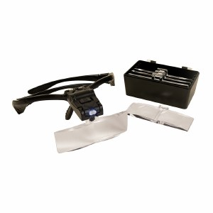 ModelMaker Other MM013 LED Head Magnifier With 5 Lenses