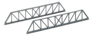 Peco N NB-38 Truss Girder Bridge Sides 143mm 558in long