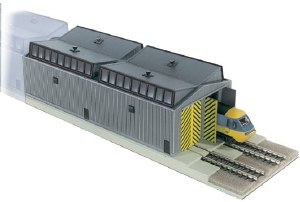 Peco N NB-80 Train Shed Unit