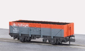 Peco N NR-11R 15ft Wheelbase Railfreight Ope