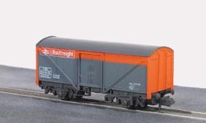 Peco N NR-12R 15ft Wheelbase Railfreight Van