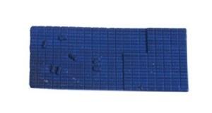Peco N NR-202B Bricks blue