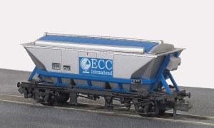 Peco N NR-305 China Clay Hopper Wagon 'CDA'