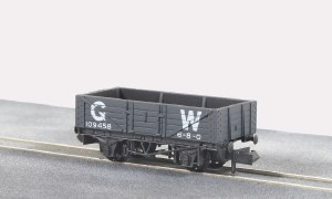Peco N NR-40W 10ft Wheelbase Mineral, 5 plan