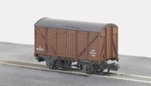 Peco N NR-43B 10ft Wheelbase Box Van, Standa