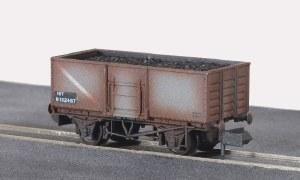 Peco N NR-44BW 10ft Wheelbase Coal, Butterley