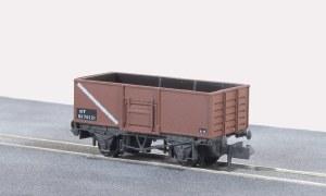 Peco N NR-44FA 10ft Wheelbase Coal Butterley