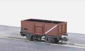 Peco N NR-44FB 10ft Wheelbase Coal Butterley