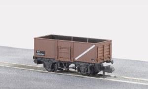 Peco N NR-44FC 10ft Wheelbase Coal Butterley