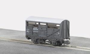 Peco N NR-46A 10ft Wheelbase Ale Wagon, GW,
