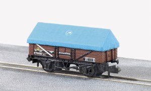 Peco N NR-51 China Clay Hopper Wagon China