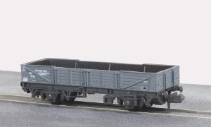 Peco N NR-7F 15ft Wheelbase Ferry' Tube Wag