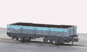 Peco N NR-7G 15ft Wheelbase Ferry' Tube Wag