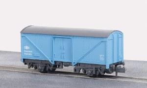 Peco N NR-9B 15ft Wheelbase Parcels Van, BR