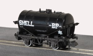 Peco N NR-P160 10ft Wheelbase Petrol Tank Wag