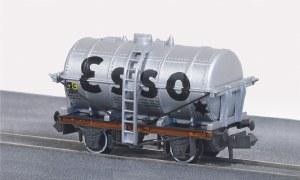 Peco N NR-P161 10ft Wheelbase Petrol Tank Wag