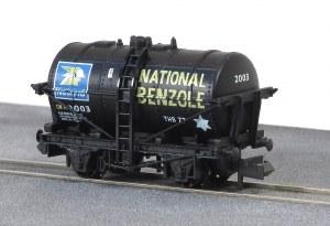 Peco N NR-P181 10ft Wheelbase Tank Wagon Nati
