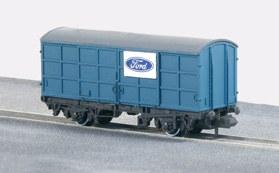Peco N NR-P55 15ft Wheelbase Pallet Van Ford