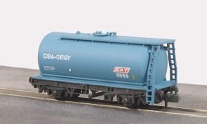 Peco N NR-P78C 15ft Wheelbase Tank Wagon (typ