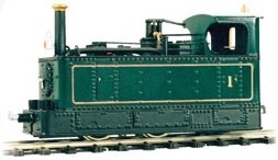 Peco O-16.5 OL-1 0-4-2 Beyer-Peacock Tram Locomotive Body