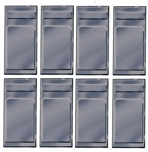 Peco O-16.5 OR-55 Coach Window Blanks