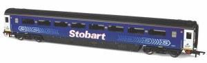 Oxford Rail OO OR763FO004 Mk3a Coach First Open (FO) Stobart Rail Pullman Service 11013