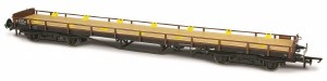 Oxford Rail OO OR76CAR001 Carflat BR B748748