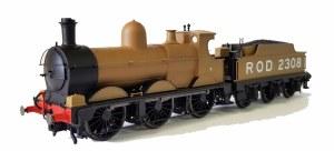 Oxford Rail OO OR76DG009 Dean Goods Rod 2308 (ex - GWR) Pristine