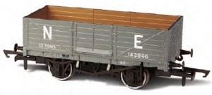 Oxford Rail OO OR76MW6001 6 Plank Wagon NE 143946