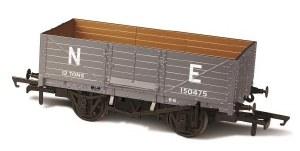 Oxford Rail OO OR76MW6001C 6 Plank Wagon NE 150475