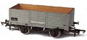 Oxford Rail OO OR76MW6002 6 Plank Wagon BR E158266