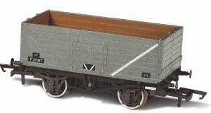 Oxford Rail OO OR76MW7013 7 Plank Wagon BR Grey P73162