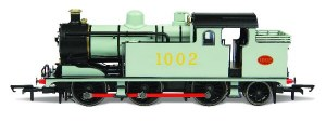 Oxford Rail OO OR76N7001XS Class N7 (K85) 0-6-2T GER 1002 DCC Sound