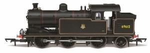 Oxford Rail OO OR76N7003XS Class N7 (K85) 0-6-2T BR Early Emblem E9621 DCC Sound