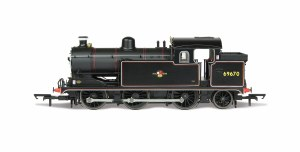 Oxford Rail OO OR76N7004 Class N7 (K85) 0-6-2T BR Late Crest 69670