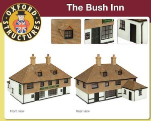 Oxford Structures OO OS76T002 The Bush Inn