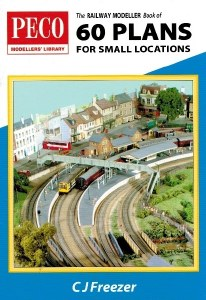 Peco OO PB-3 The Railway Modeller Book of 60 Plans for small locations