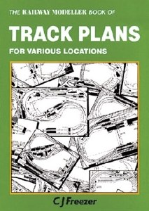 Peco OO PB-66 The Railway Modeller Book of Track Plans for various locations