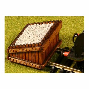 Proses OO PBF-HO-07 HO/OO Scale Authentic Wood Buffer Stop Kit (2 in a pack)