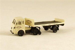 Pocketbond Classix OO PKEM76511 Jen-Tug & Flatbed Trailer SPRAKE COAL & COKE