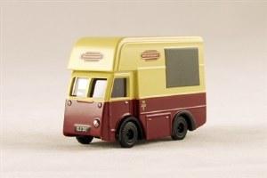 Pocketbond Classix OO PKEM76641 NCB Electric High Top Van BRITISH RAILWAYS