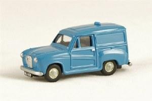 Pocketbond Classix OO PKEM76658 Austin A30 Van STREAMLINE BLUE