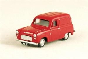 Pocketbond Classix OO PKEM76678 Ford Thames 300E 7-cwt Van RED