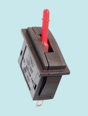 Peco Other PL-26R Passing Contact Switch Red Lever