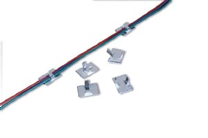 Peco Other PL-37 Cable Clips - self adhesive
