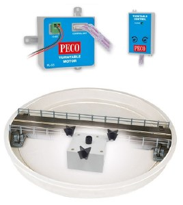 Peco OO PL-55 Turntable Motor for all Peco Turntable Kits