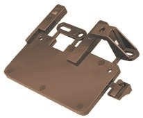 Peco G-45 PL-8 Mounting Plate for G-45 Turnouts